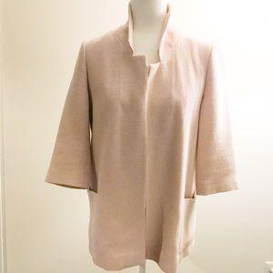 Adorable Pale Pink Zara Blazer S
